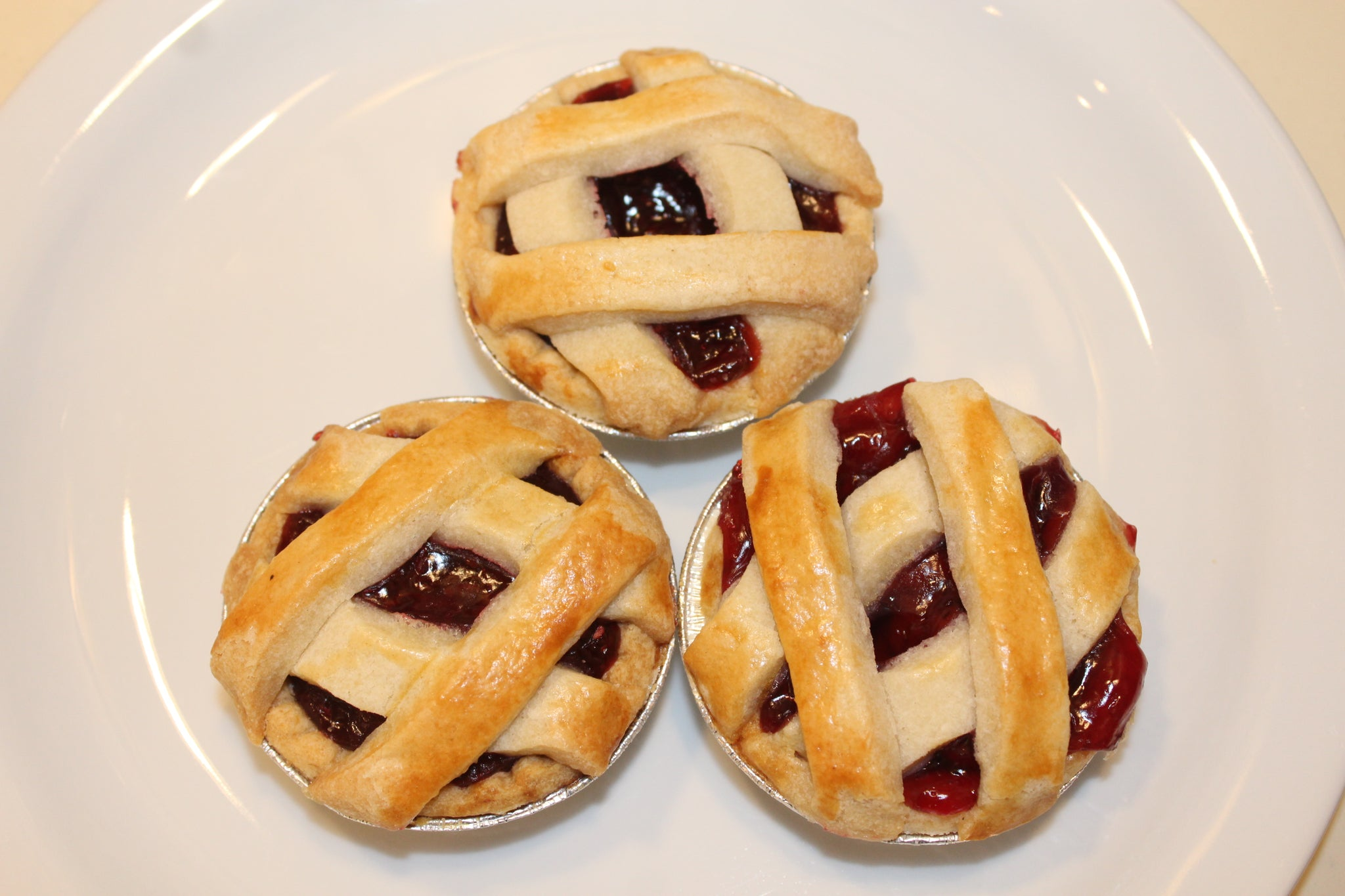 oh my little cherry pies