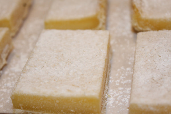 lemon lover lemon bars