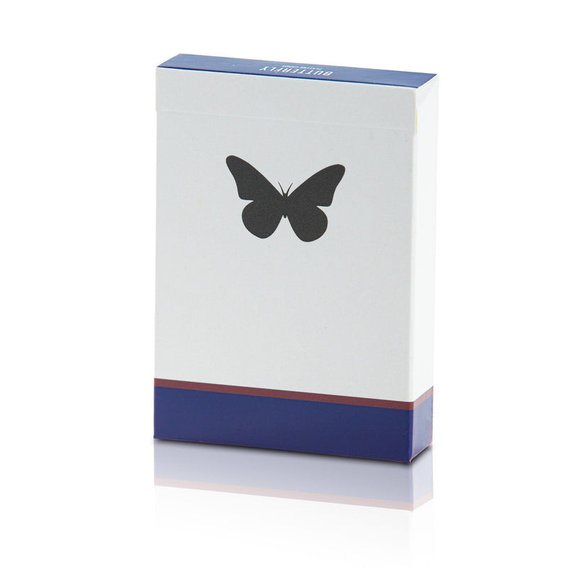 Butterfly Playing Cards Blue