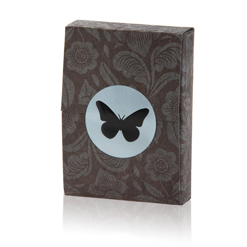 Original Butterfly Playing Cards 2nd ed. - Blue - Playing Cards