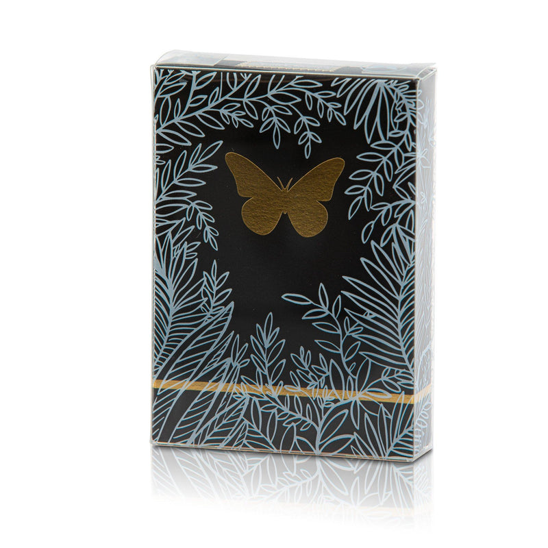 Butterfly Playing Cards Deck Sleeves 5 Pack