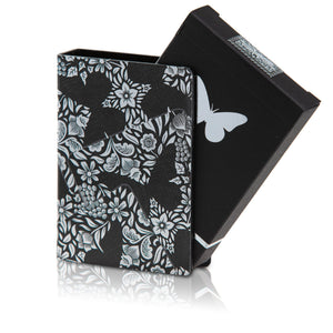 Butterfly Playing Cards Card Clip