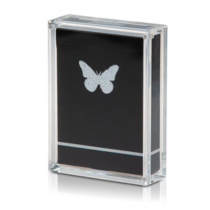 Butterfly Playing Cards Carat Case