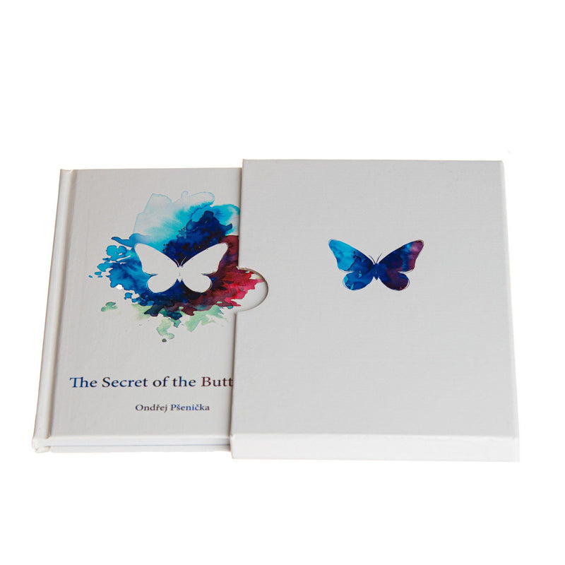 The Secret of The Butterflies Book