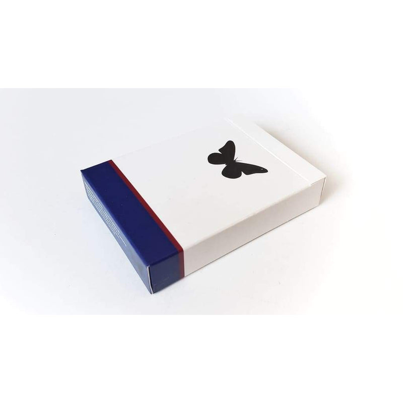 One Way Force Deck - Blue / Ace of Clubs - Playing Cards