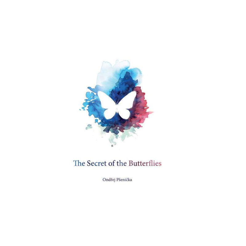 The Secret of The Butterflies e-book - digital