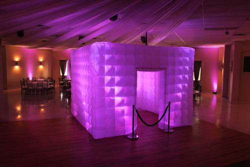 4 hour photo booth rental (INFLATABLE)