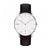M2WATCH - WHITE SILVER BLACK