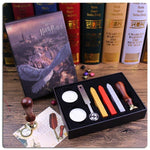 Luxury Hogwarts Writing Quill Set - 70% OFF!