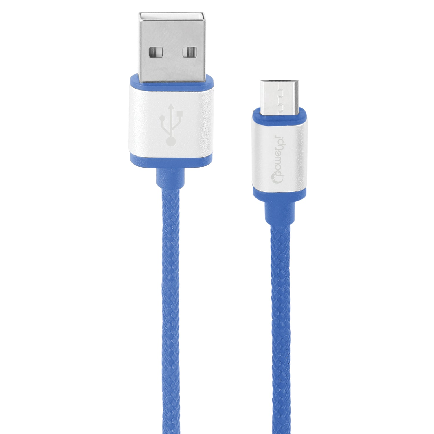 4ft USB A to Micro USB Braided Cable