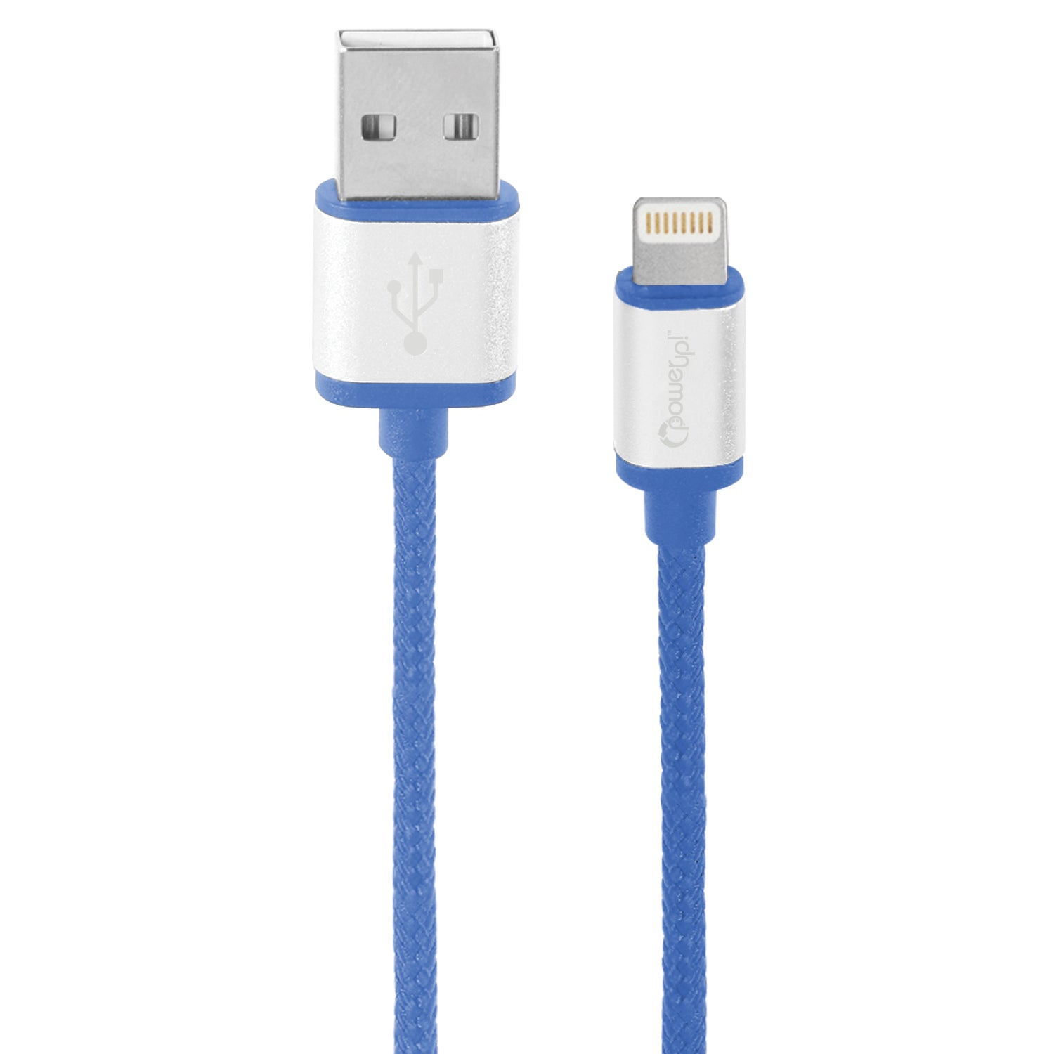 4ft USB A to MFi Apple Lightning Braided Cable