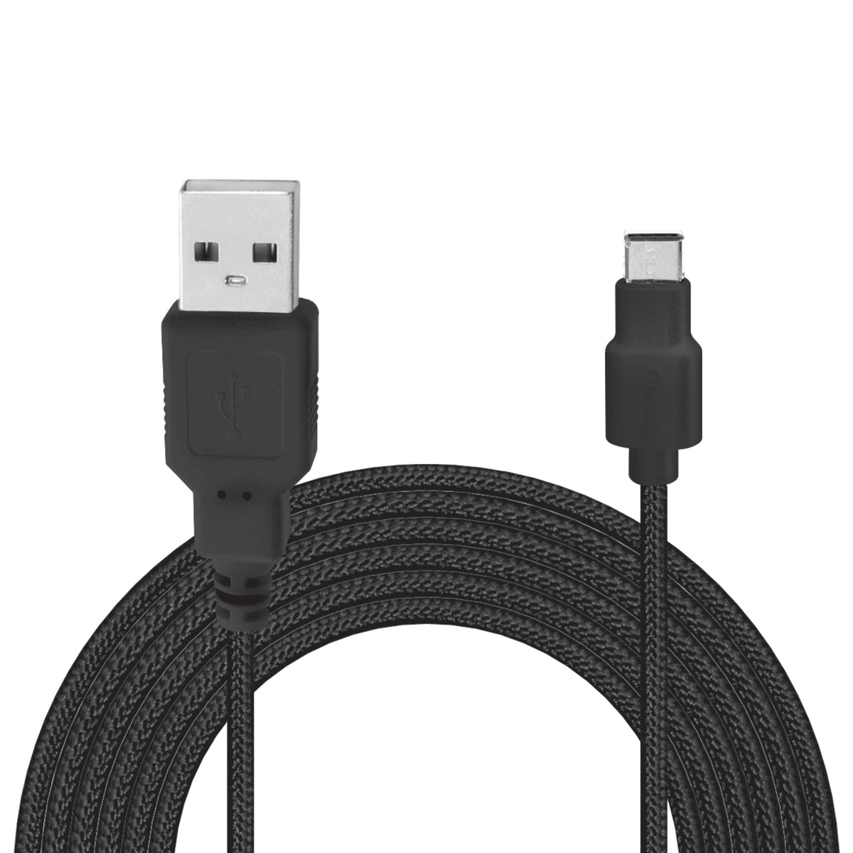 8ft USB A to USB-C Braided Cable