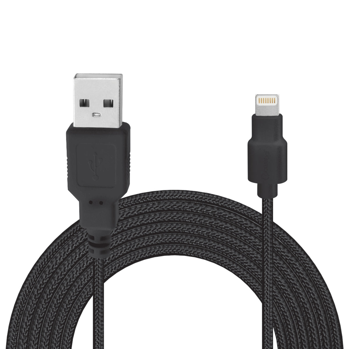 8ft USB A to Apple MFi Lightning USB Braided Cable