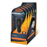 5-pack Dual USB Car Charger 3.4A