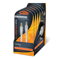 6-pack 3ft Auxiliary Cable 3.5mm