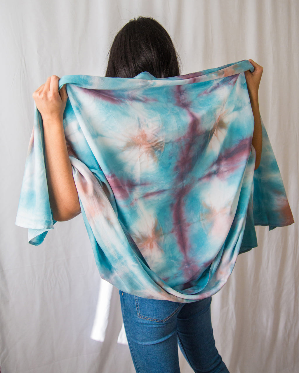 Earth and Sky Scarf/Sarong