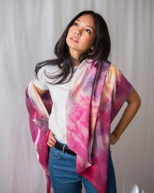 Fire and Ice Scarf/Sarong