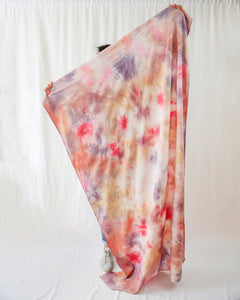 Floral Muse Scarf/Sarong
