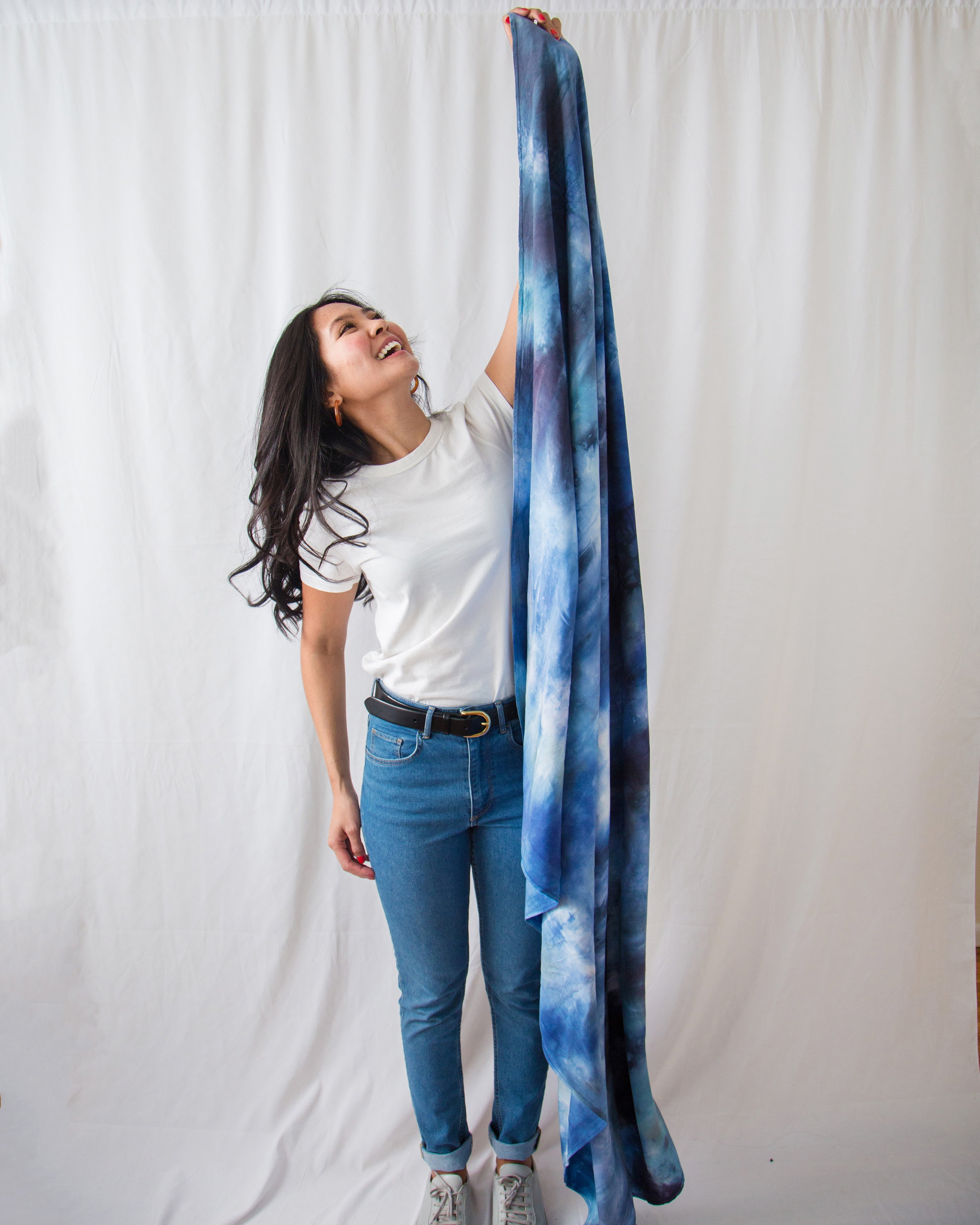 Night Magic Scarf/Sarong