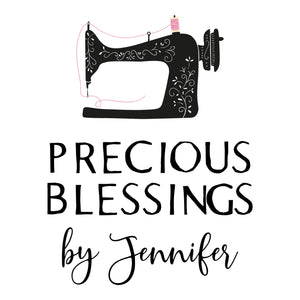 Precious Blessings By Jennifer