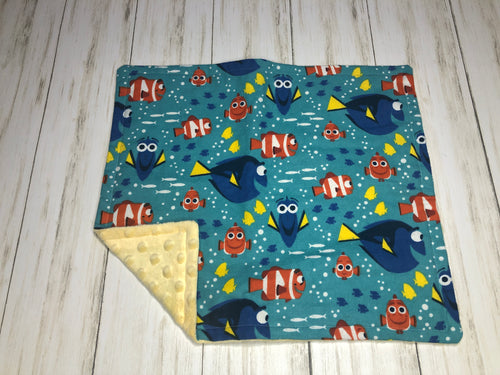 Dory Dolly Blanket