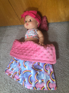 Single Dolly Pillow