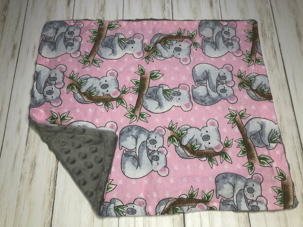 Koala Dolly Blanket