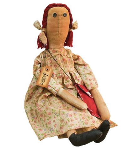 Primitive Doll, Jessica Primitive Doll