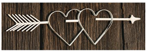 Valentine Heart Wall Hanging