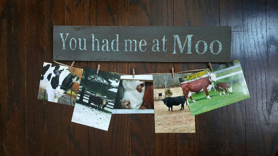 Cow Gifts, Mothers Day, Farmhouse Decor, Cow Gift Idea, Pet Gift Idea