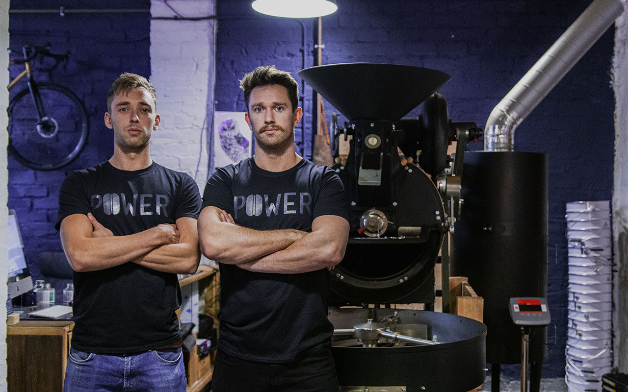power press coffee - our story