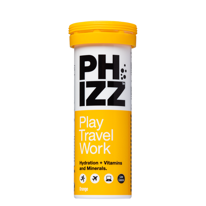 Phizz Multivitamin Hydration Tablets - Power Press Coffee
