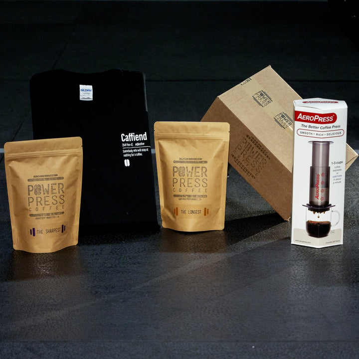 The Full Kit - Power Press Coffee