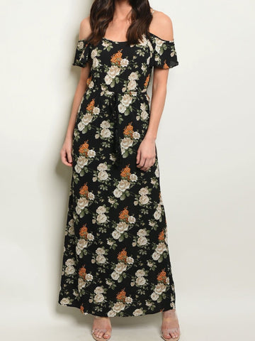 Spring is Here Floral Dress