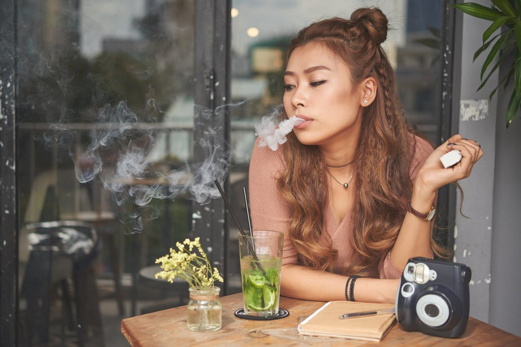 These new vape companies want you to inhale ... vitamins