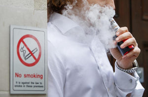 VAPE AWAY You could soon vape at your DESK – as MPs call for e-cigarette ban to be lifted