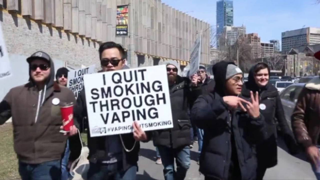 Reality check: Study says the more young people vape, the less they smoke