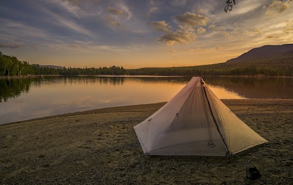 Dirigo 2 - Ultralight Backpacking Tent