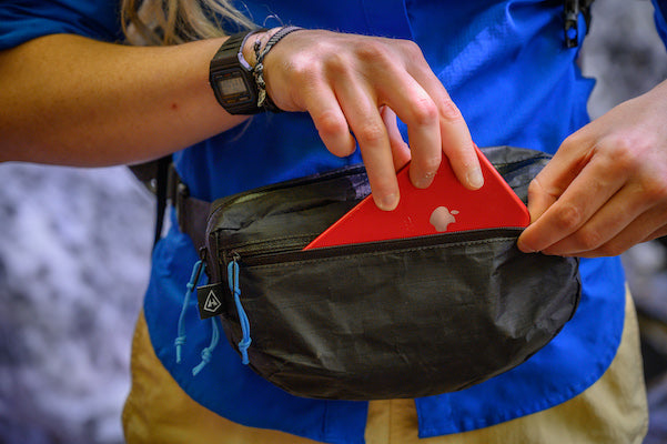 Versa Ultralight Fanny Pack and Pack Accessory