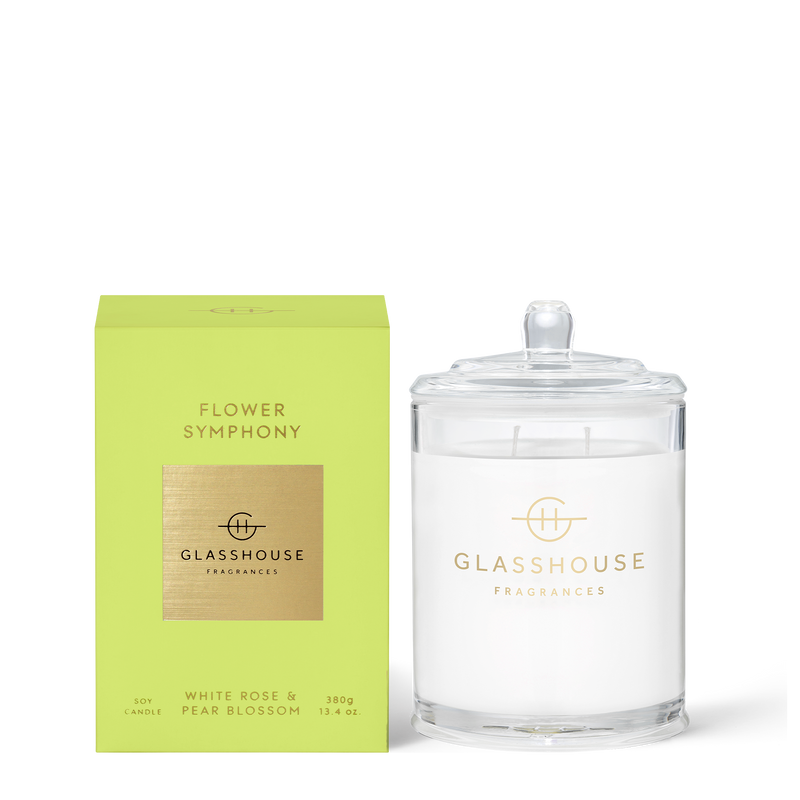 Flower Symphony 380g Candle
