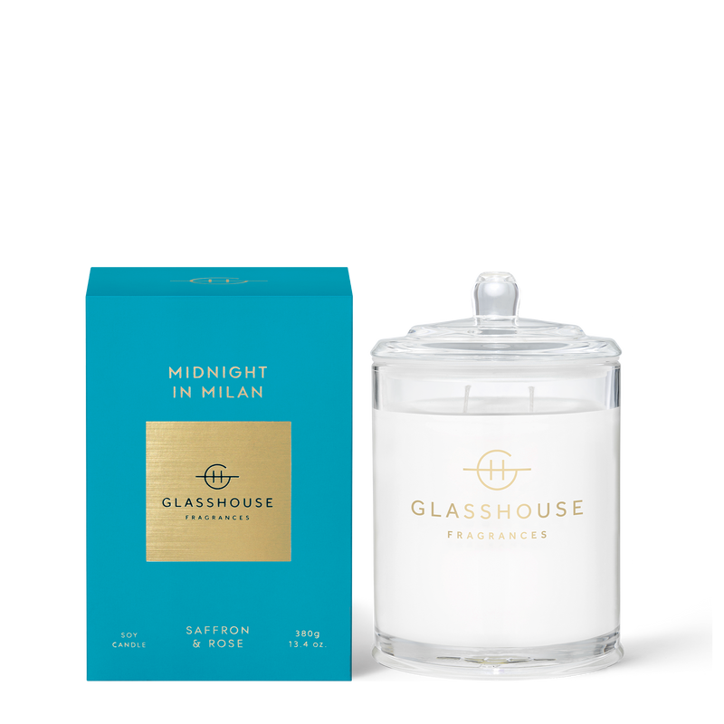 Midnight In Milan 380g Candle