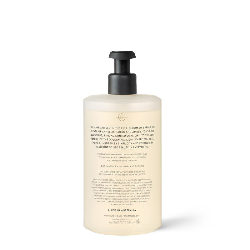Kyoto In Bloom Hand Wash (450ml)