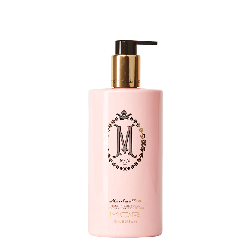 Marshmallow Hand & Body Milk (500ml)