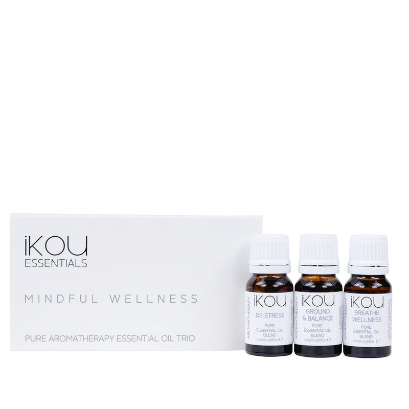 Mindful Wellness Essential Oil Trio