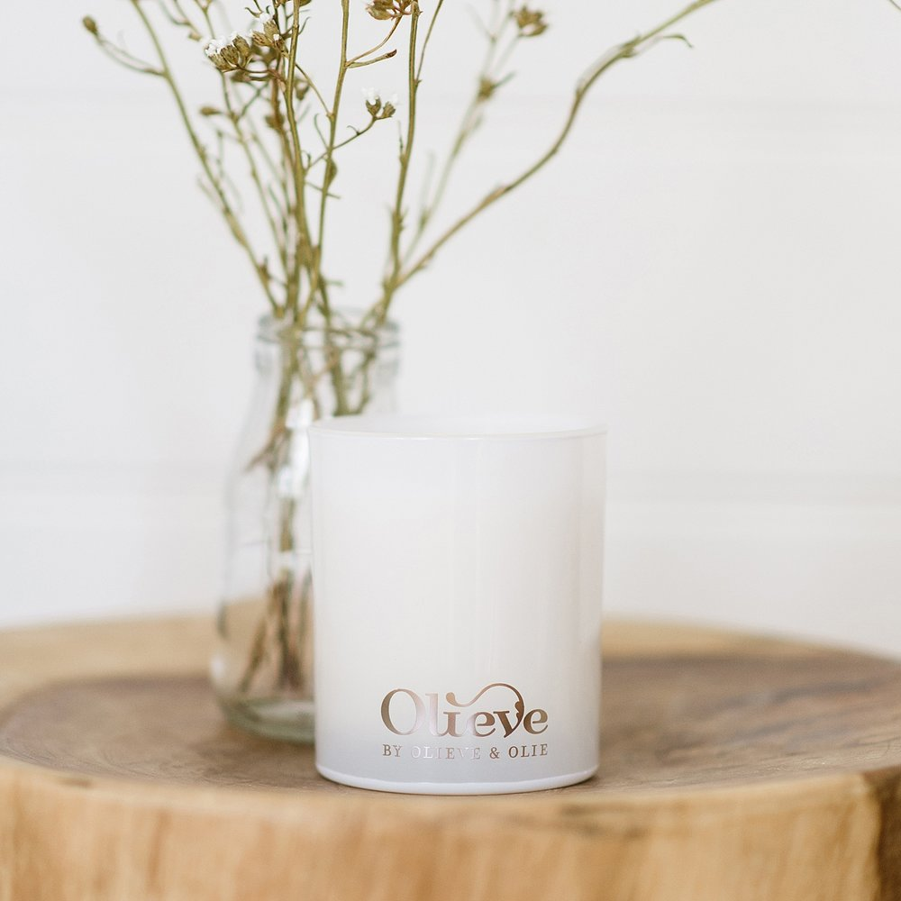Olieve and Olie Soy Candles