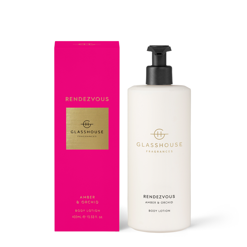 Rendezvous Body Lotion (400ml)