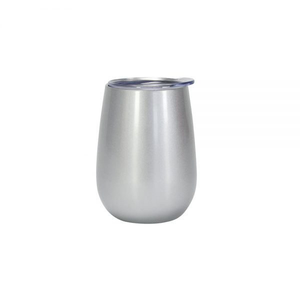 Stainless Steel Wine Tumbler Silver