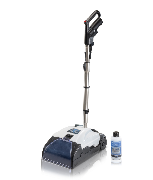 The Storm - Carpet Shampooer & Tile Cleaner for Ocean Blue Vacuum Cleaners