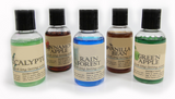 5 Pack (10 fl oz) of fragrance essential oil scents for Ocean Blue Vacuums & Air Cleaners