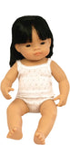 Miniland Doll - Asian Girl 38cm